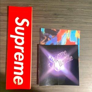 16 total Supreme Stickers
